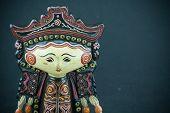 foto of doll  - String Puppet Myanmar tradition dolls - JPG