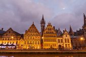 stock photo of gents  - Ghent Belgium  - JPG