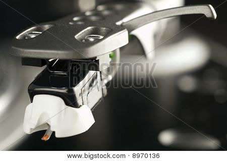 Stylus Close-up