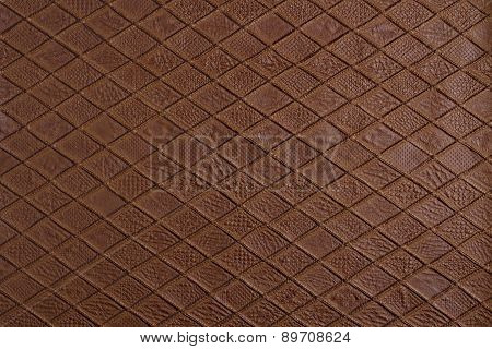 Vintage Brown Leather