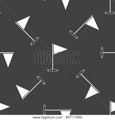 Flagstick pattern