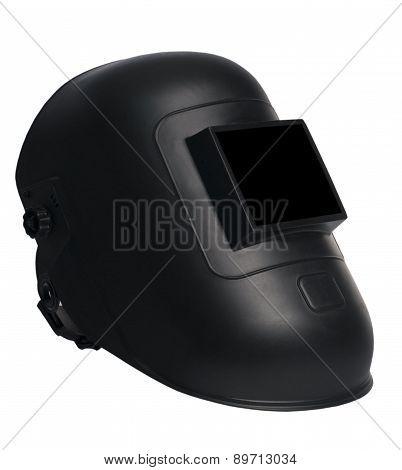 helmet welder