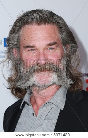 LOS ANGELES - MAY 2:  Kurt Russell at the 3rd Annual Mattel Children's Hospital Kaleidoscope Ball at the 3Labs on May 2, 2015 in Culver City, CA