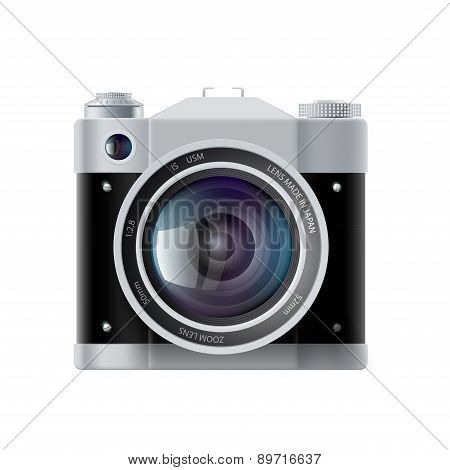 Icon Analog Film Camera