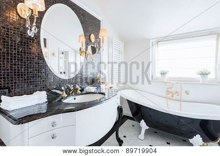 Stylish Washroom