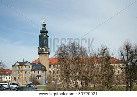 Weimar City Castle