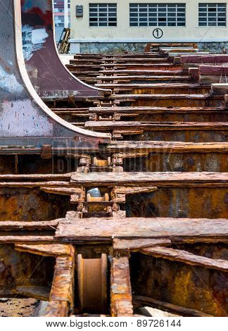 Old Shipyard Ramp Disused