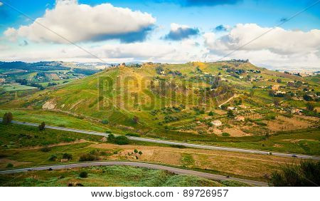.agricultural Sicily