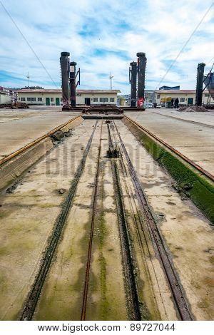 Shipyard Ramp
