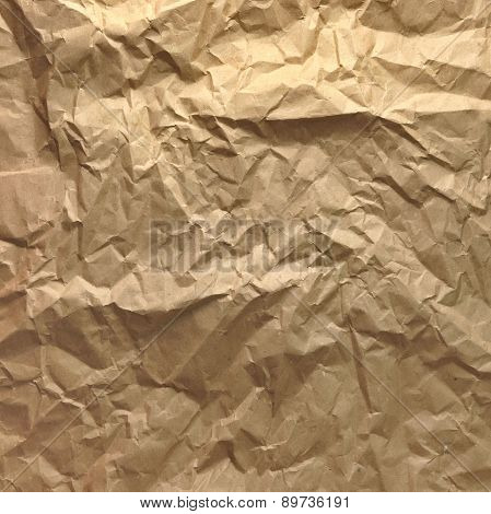 Packaging Paper Textured Background.