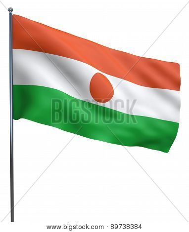 Niger Flag Image