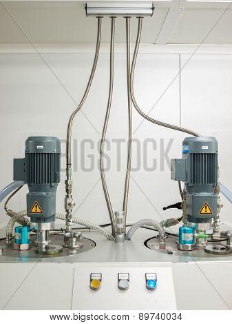 Mixer Motors