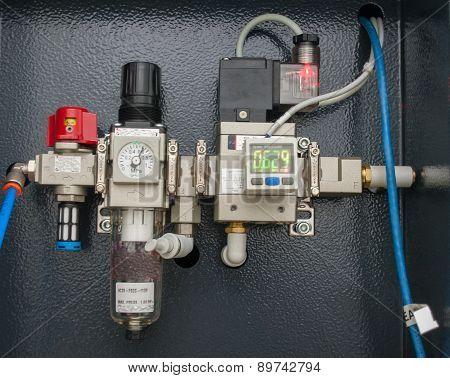 Vacuum Flow System