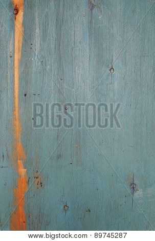 blue wood texture background