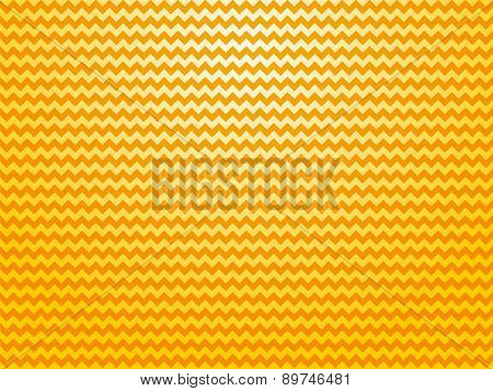 Modern Yellow Zig Zag Background Sun
