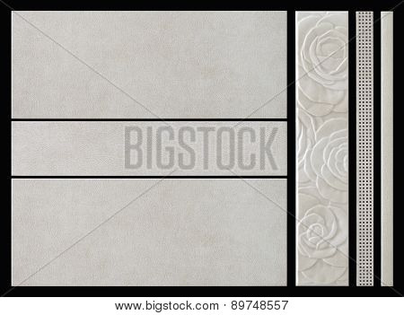 decorative tiles stone and marble