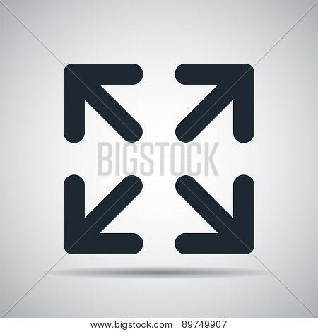Arrow Rec icon