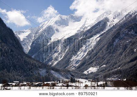 Schoenbach, Pinzgau, Austria
