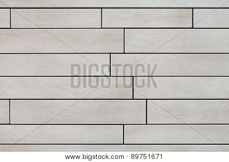 lines of rectangular tiles, close up seamless