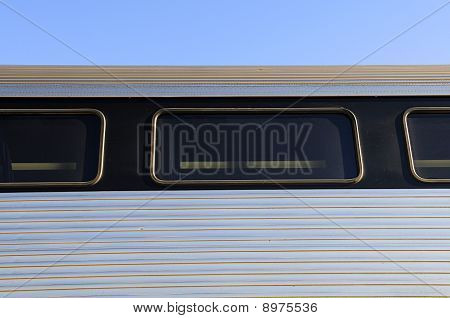 Railroad Passenger Coach