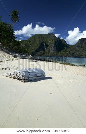 El Nido Tropical Beach Palawan