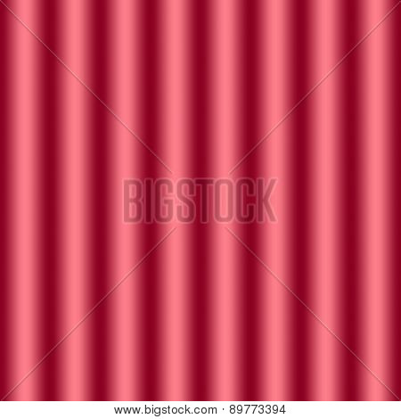 gradient red drape pattern