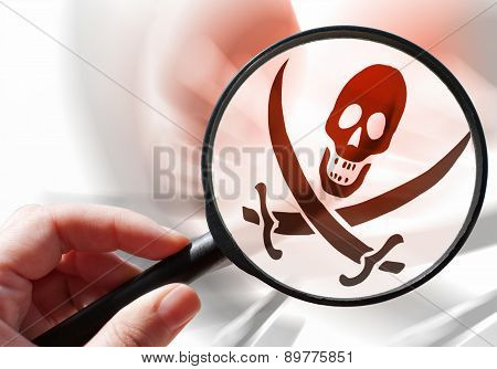 Internet Piracy - Illegal Trademark Abuse - Criminality
