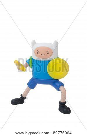 Finn Adventure Time Mcdonalds Toy
