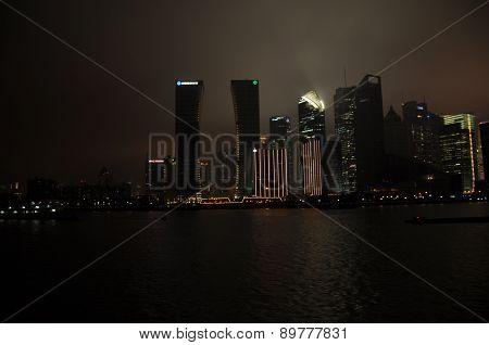 Shanghai at night 1