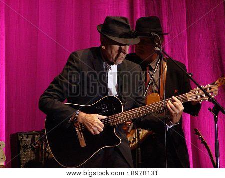 Leonard Cohen, Florence 2010