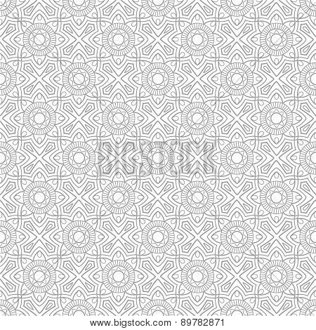 Moroccan or arabic pattern