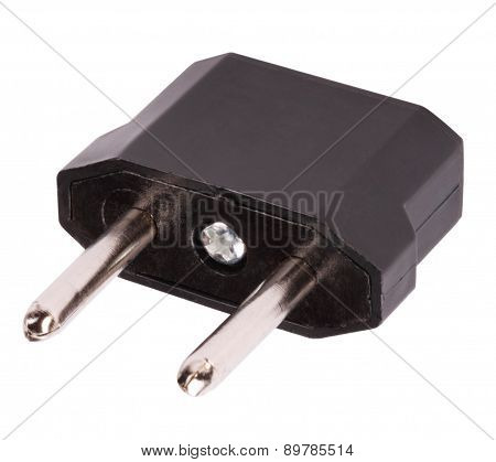 Plug Adaptor Isolated