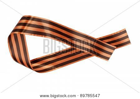 George Ribbon Isolated