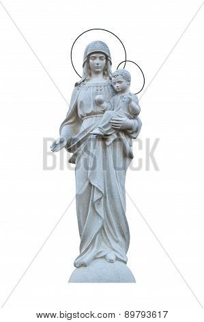 Virgin Mary With Jesus