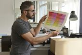 picture of colore  - Printing industry - JPG