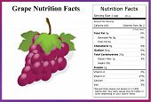 pic of grape  - Clump of grapes - JPG
