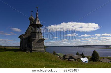 Kenozero national Park, Arkhangelsk oblast, Russia