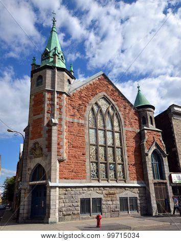 Saint John United Church