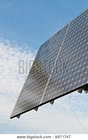 Renewable Energy - Photovoltaic Solar Panel Arrays