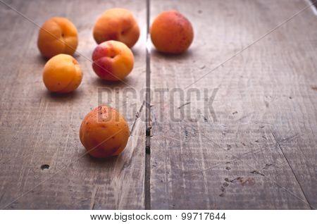 Mellow Apricots