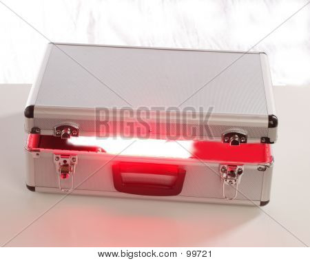 Hot Brief Case