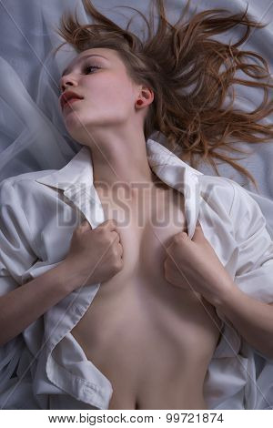 Aroused Girl