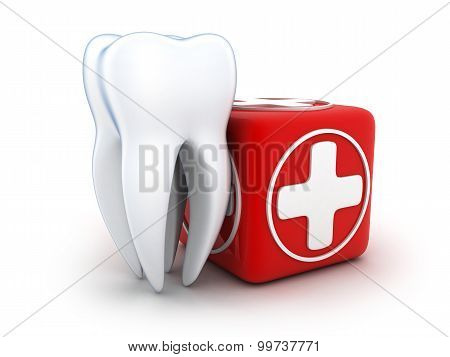 Tooth And Medicine Chest