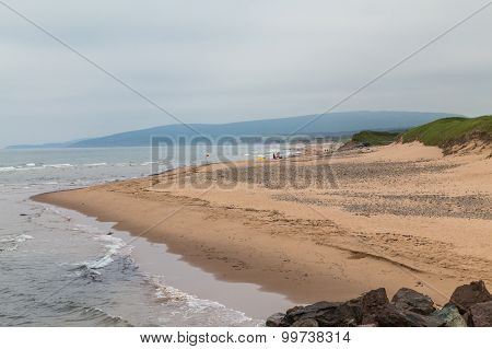 Inverness Beach Cape Breton