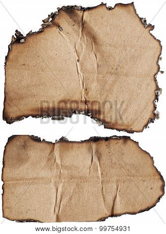 Damaged Cardboards