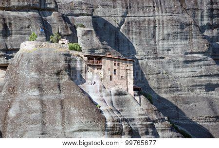 Monastery Of Nikolaos Anapafsas