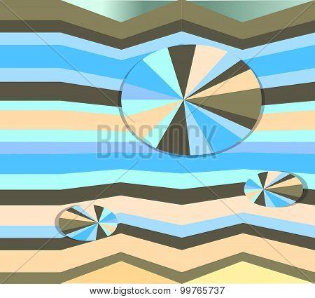 interer stripes