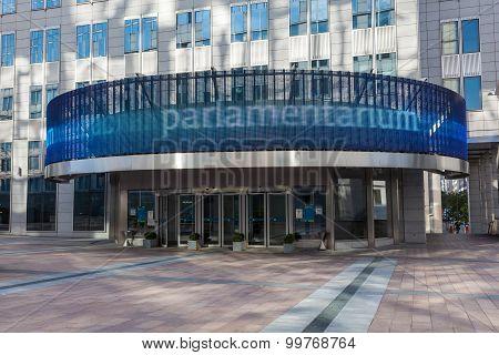 European Parliament Visitors Center