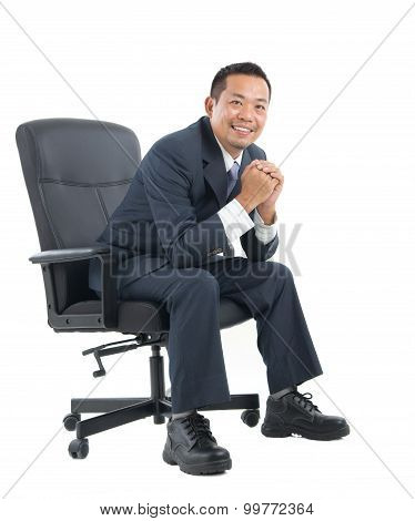 Asian Business Man