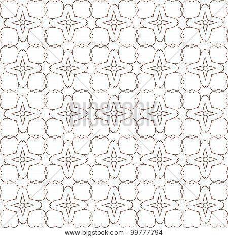seamless Islamic pattern